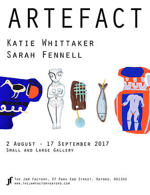 Katie Whittaker & Sarah Fennell - Artefact