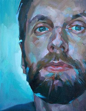 Tom Croft  - Portraits: Oil Paintings
