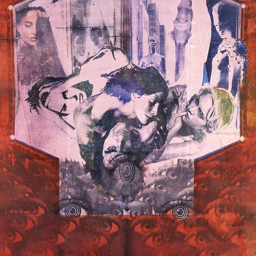 "BELGIUM Option A - Pol Mara (1920 - 1988)  ""So That the Eyes Can Bathe"""