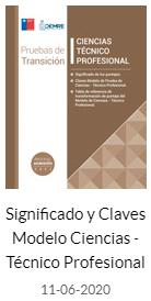 Significado y Claves P Tec. Prof.  2020.