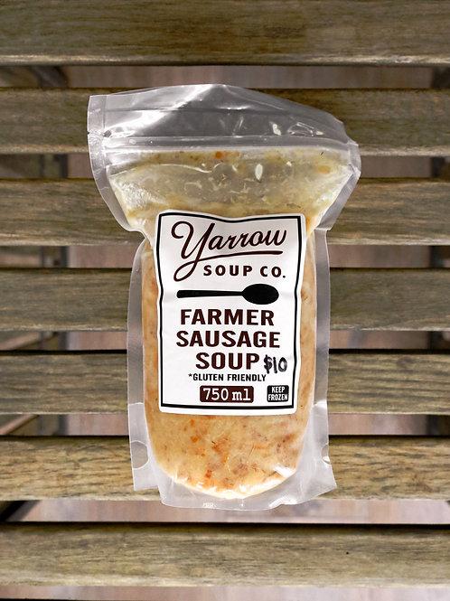 Yarrow Soup Co.'s Soups