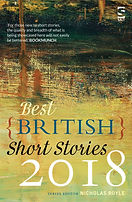 Best British Short Stories 2018 Wyl Menm