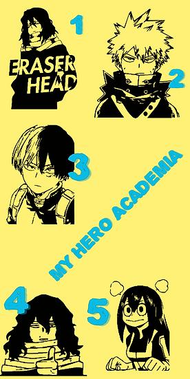 My Hero Academia Tumbler