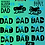 Thumbnail: Dad Custom Tumbler
