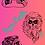 Thumbnail: Custom Sugar Skull Tumbler