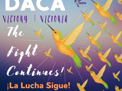 #DACA está #AquiparaQuedarse