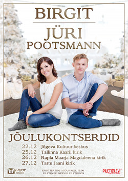 Birgit ja Jüri Pootsmann