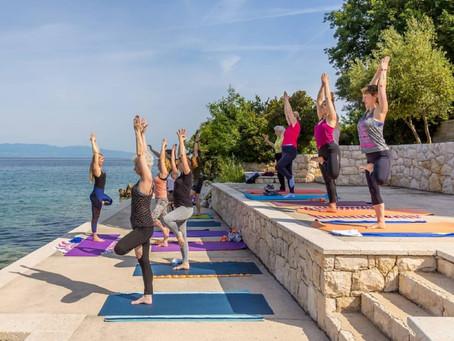 D&M Yoga retreats - Croatia!
