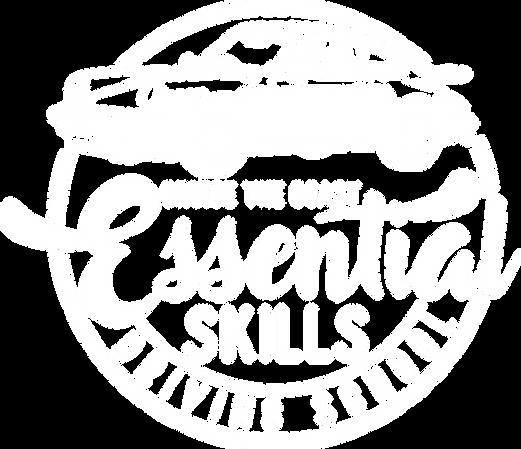 Essential Skills Driving School Logo