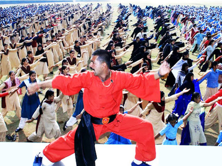 Meet the Man who has been training Self Defence to Millions of Women across India for free.