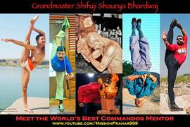 GrandMaster Shifuji Shaurya Bhardwaj Com