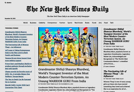 Shifuji Shaurya Bhardwaj New York Times