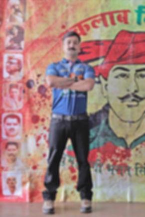 GrandMaster Shifuji Shaurya Bhardwaj - C