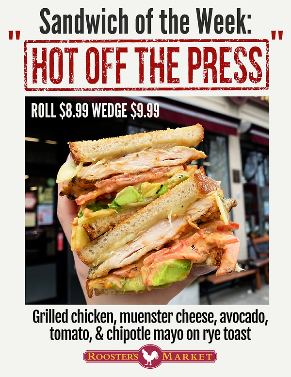 Sandwich of the Week copy copy copy copy
