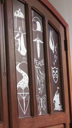 Hall Door Panels