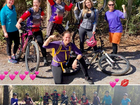 Galentines Wow Ride 2/14/2021