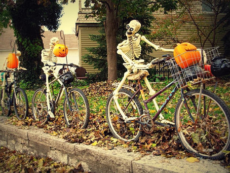 Tuesday 10/12 Group Ride is on!