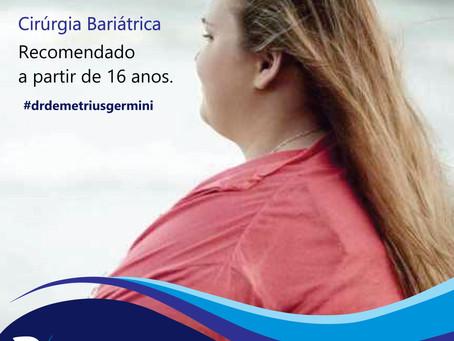 Cirurgia Bariátrica tem idade?