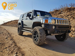 HUMMER PERSONALIZADA/LOGISTICS GROUP