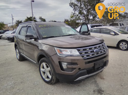 FORD EXPLORER LOGISTICS GROUP