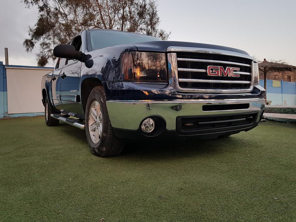GMC SIERRA Z71 2012