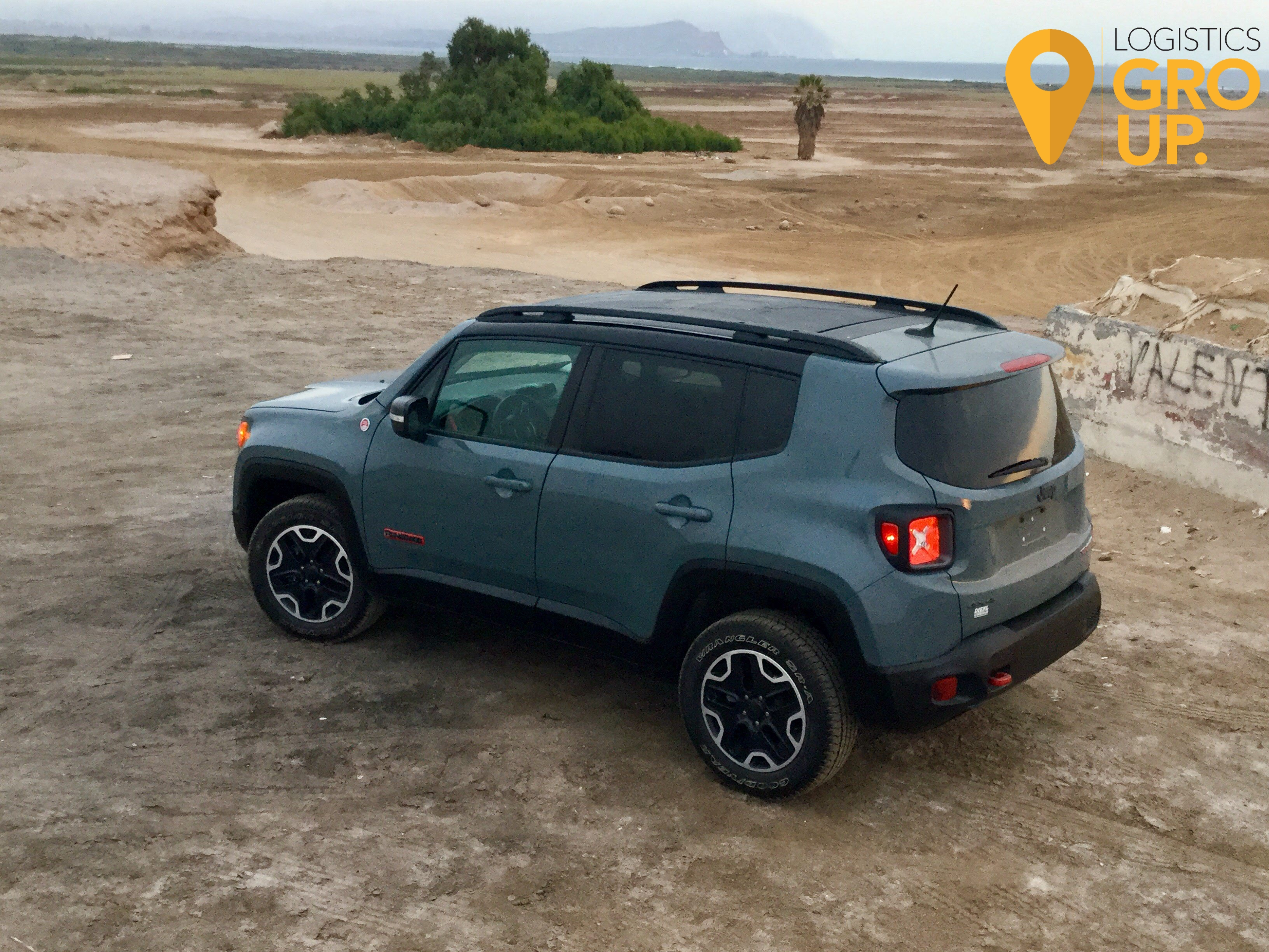 JEEP RENEGADE TRAILHAWK ARICA