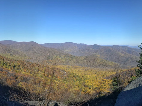 Old Rag Birthday Hike