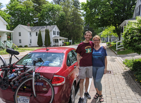 Driving Cross-Country During a Pandemic (and Still Managing to Visit a New National Park)