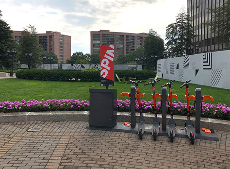 Scooters: Sidewalk Litter or Future of Mobility?