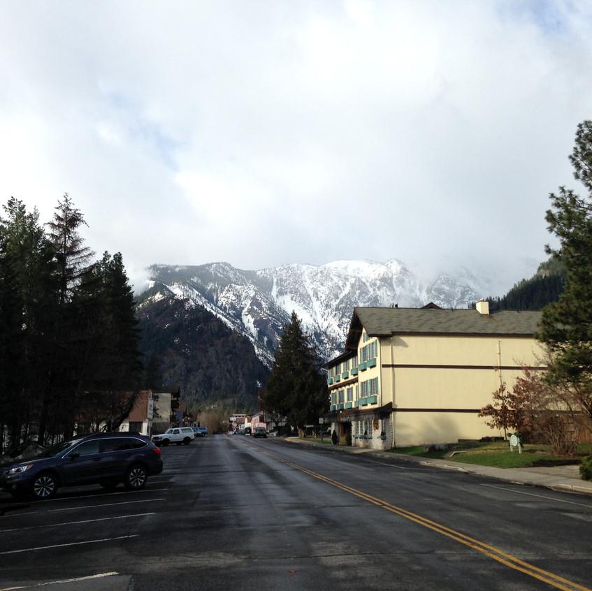 Goodbye Leavenworth