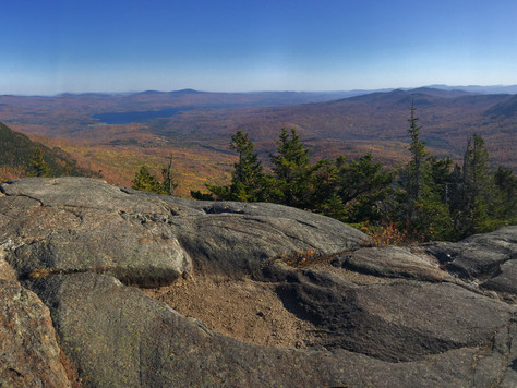Lessons From a Hike in Maine