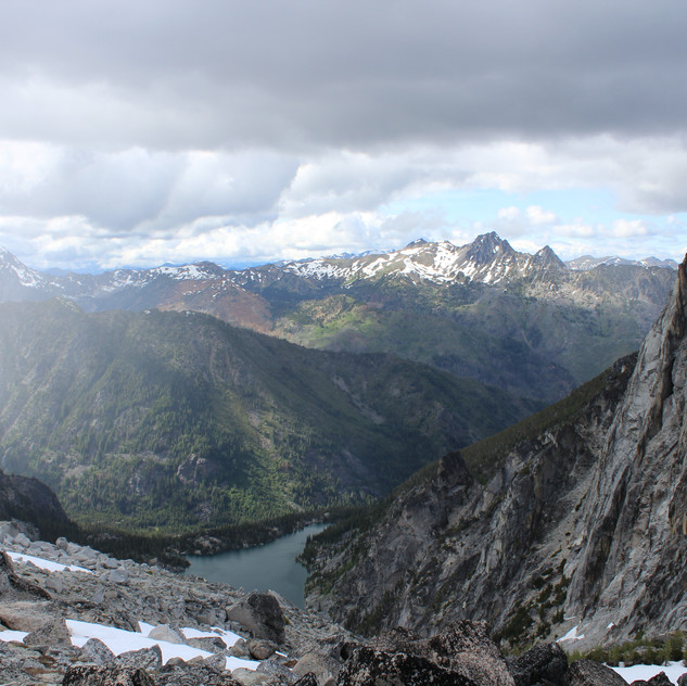 View From the Top of Aasgard