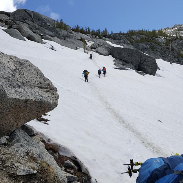 Ascent on Aasgard