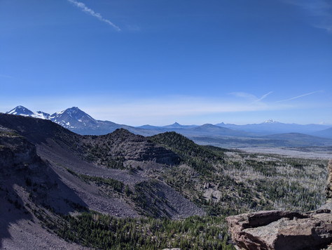 Broken Top Loop Trail: The Best of Central Oregon