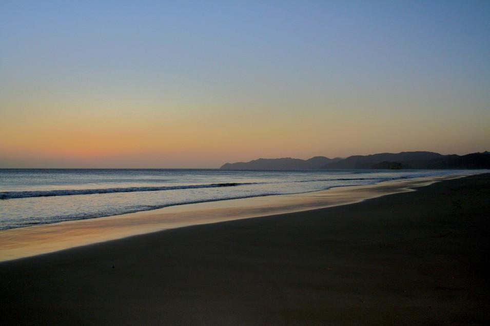 Santa Rosa National Park - Playa Naranjo Sunset