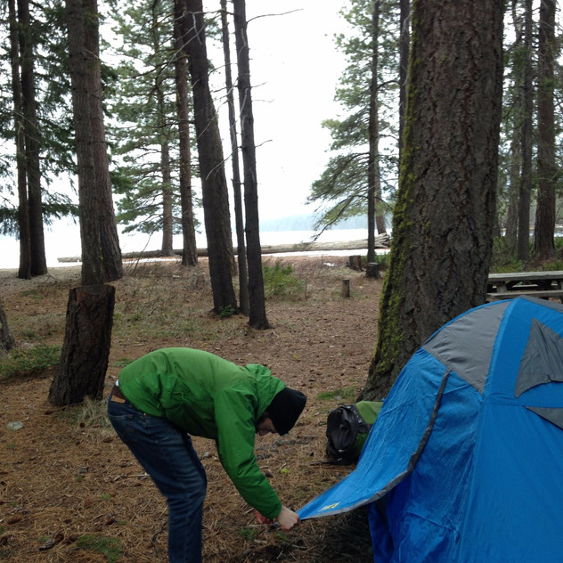 Lake Wenatchee Campground