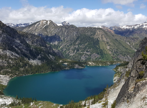 Backpacking the Enchantments