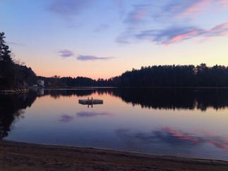 Laurel Lake, The Berkshires