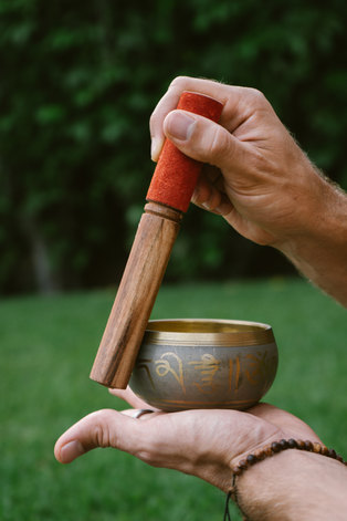 Tibetian bowl