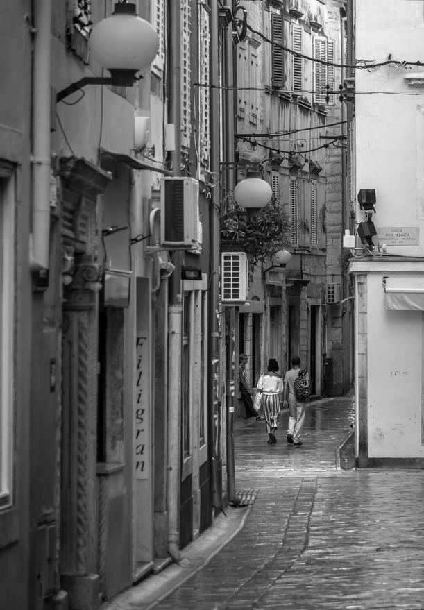 Streets of Zadar