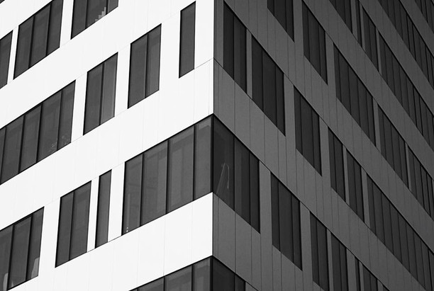 Black & white symmetry