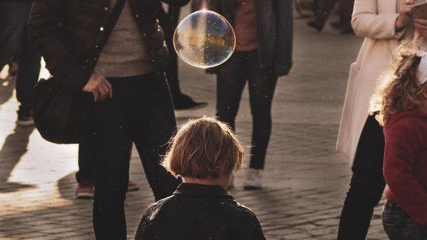 Childhood bubble
