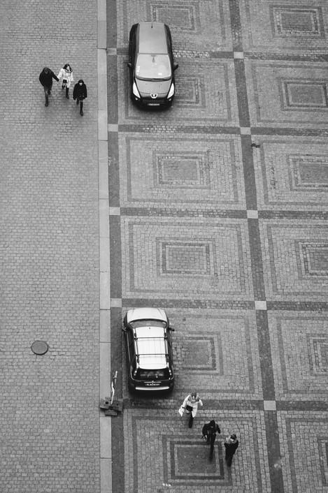 Symmetrical city