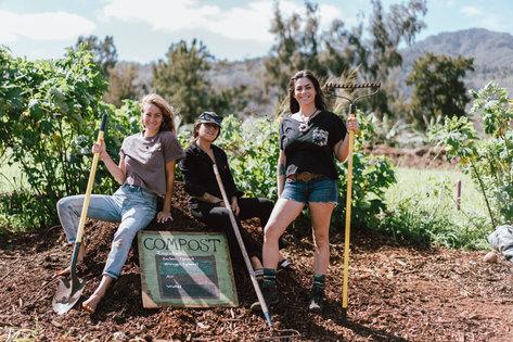 Community Compost Movement Hawaii