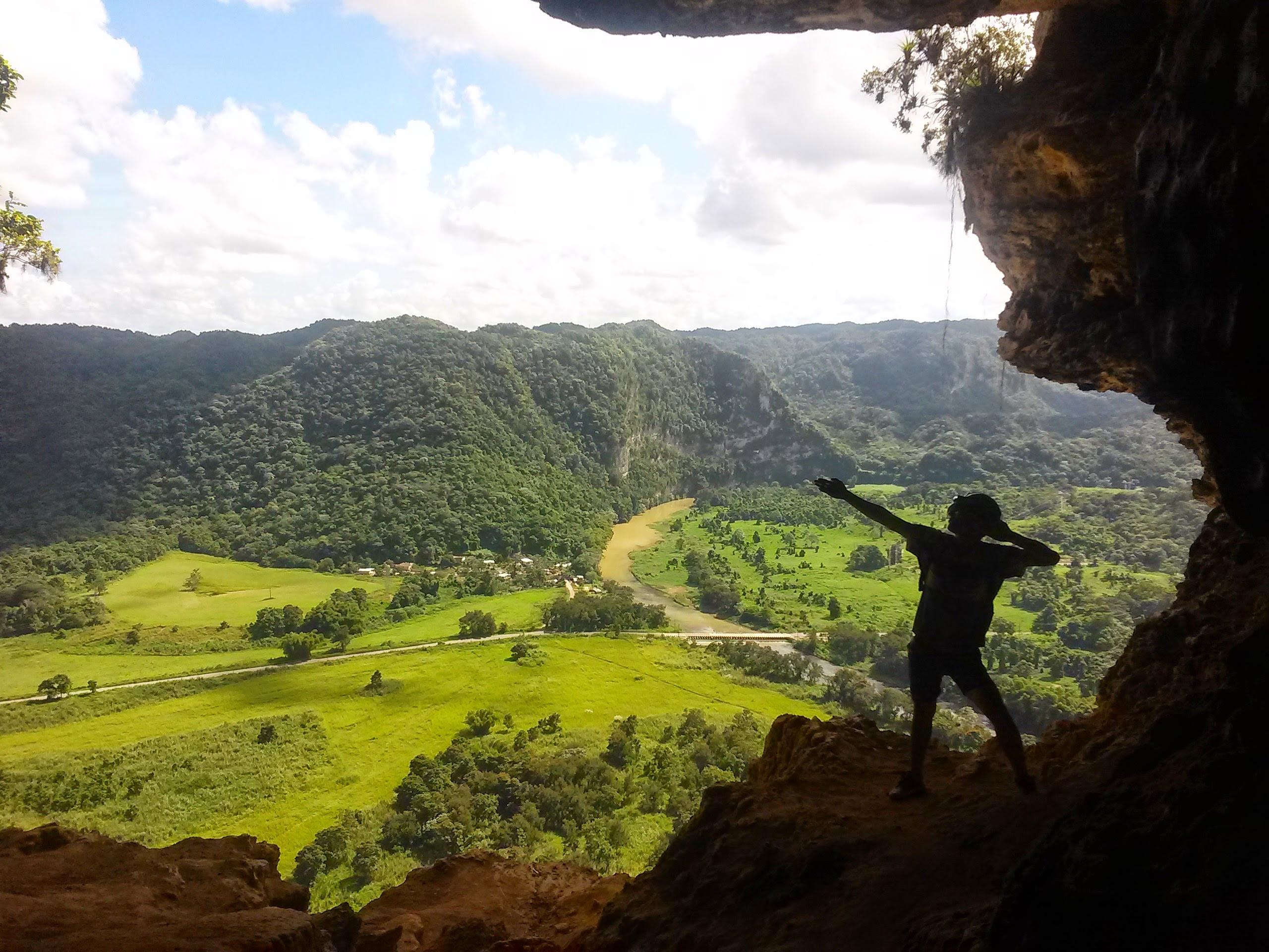 PUERTO RICO ADVENTURE TRIP
