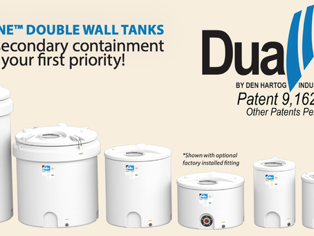 CASE STUDY:  Dualline™ Double Wall Tanks from Den Hartog
