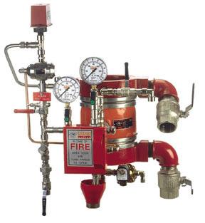 valve-preaction