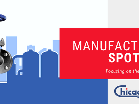 Manufacturers Spotlight - Chicago Valves