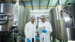 FDA compliant materials for food processing applications.