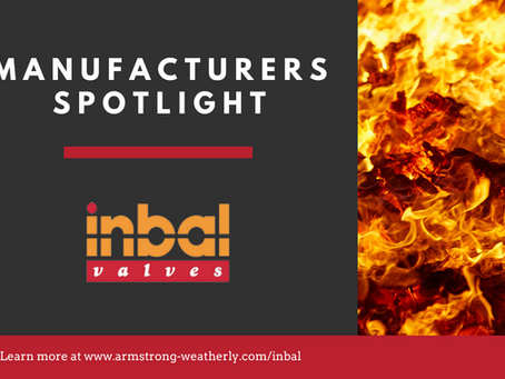 Manufacturers Spotlight - Inbal Valves